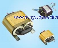 R shape type transformer